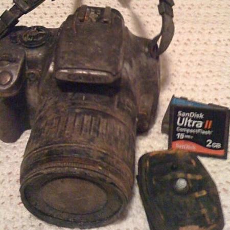 Lost camera