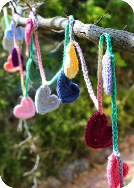 Crochet+Heart+Bunting